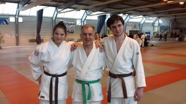 Lucie Gicquiaud, Joël Corbineau & Nolan Belliot