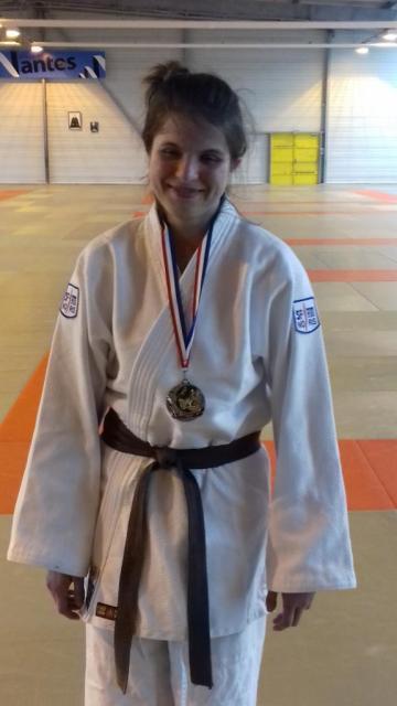 Lucie Gicquiaud (3ème)