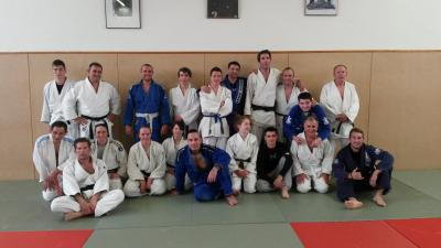 Cours de Judo & Jujitsu Brésilien