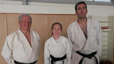 Yvon Le Piouffe, Carla Campas-Poulmaire & Vincent Lescaudron