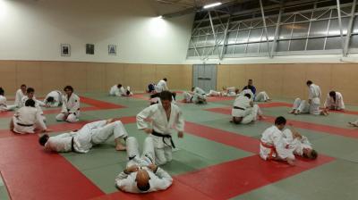 Echange JJB - Judo