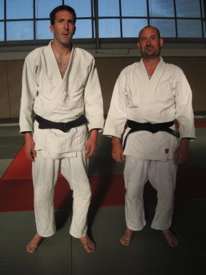 Vincent Lescaudron & Arnaud Marchand