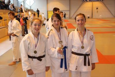 Carla Campas-Poulmaire, Lucie Gicquiaud & Morgane Fournier
