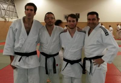 Vincent Lescaudron, Pascal Bouvier, Noé Durieux & Richard Durand