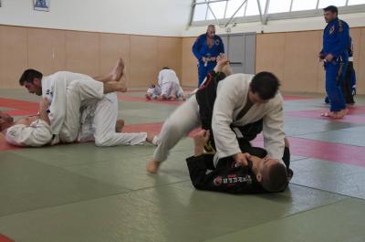 Jujitsu Brésilien - Judo