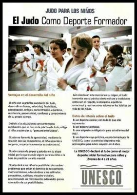 UNESCO judo